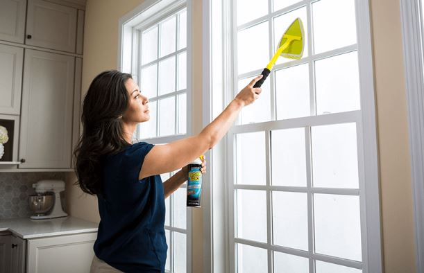 Effectively perform the windows cleaning process